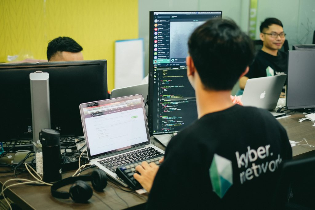 Kyber Network Hanoi Office