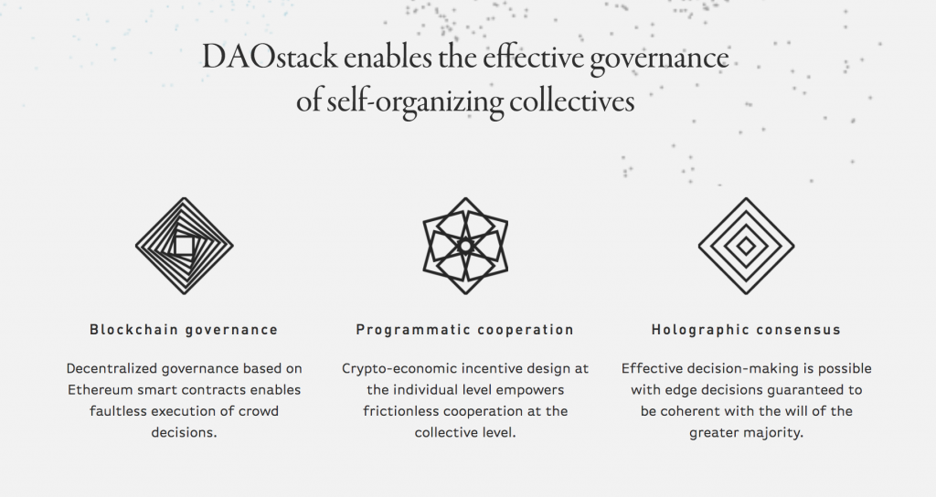DAOstack benefits
